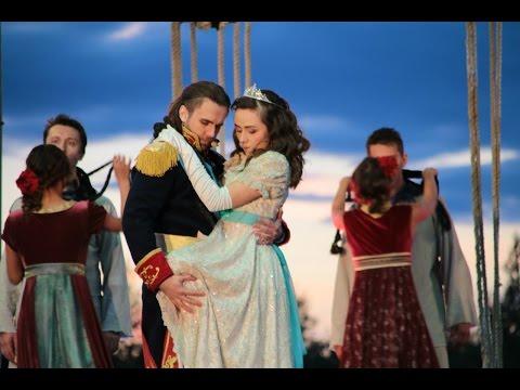 Никита Поздняков - Юнона и Авось на горе Крестовой - Театр Рыбникова 2016