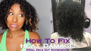 how to fix bad curls