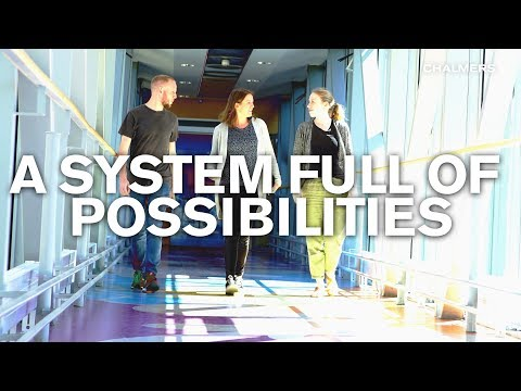 A system full of possibilities