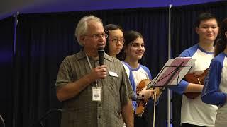 15th Anniversary of The Perlman Music Program/Suncoast Orchestra Rehearsal 12-29-18
