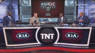 Inside The NBA: Shaq gets destroyed by Ernie