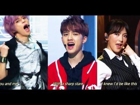 Music Bank with Eng Lyrics   뮤직뱅크 (2013.09.21)