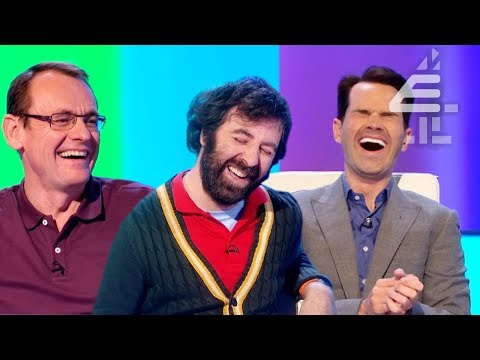 Jimmy Carr Doesn't Believe David O'Doherty's Skills with Ladies?! | 8 Out of 10 Cats | Best of David