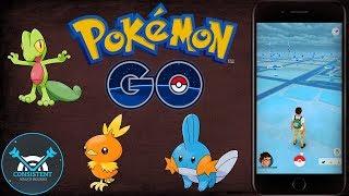 GEN 3 IS HERE! (Pokemon GO Update - New Weather System + Generation 3 In Pokemon Go)