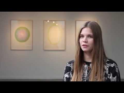 Emelie Sandström - Teckningsstipendiat 2014