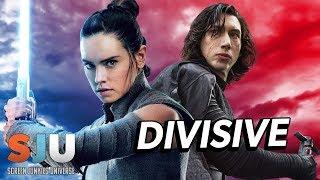 Is The Last Jedi the Most Divisive Star Wars Movie Ever? (SPOILERS) - SJU