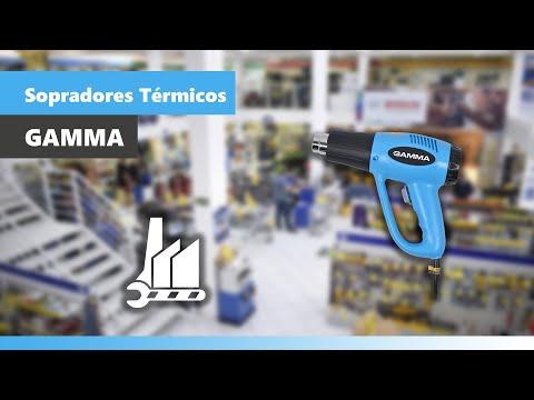 Soprador Térmico 1500W G1935/BR1 Gamma - 127 Volts - Vídeo explicativo