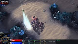 GLOBAL FINALS | TY vs Neeb | Group A | Game 1 | Blizzcon | PvT | Starcraft 2 | FULL GAME