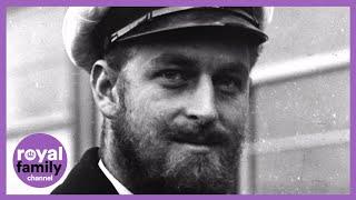 The Duke of Edinburgh: His Childhood and Royal Navy Career