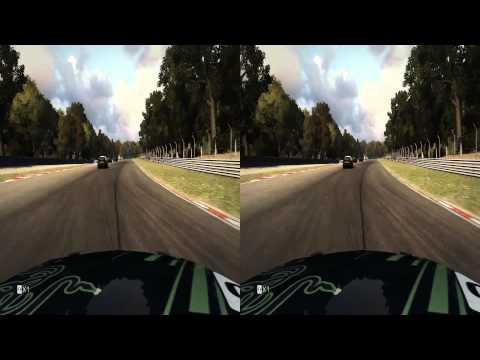 GRID Autosport 3D
