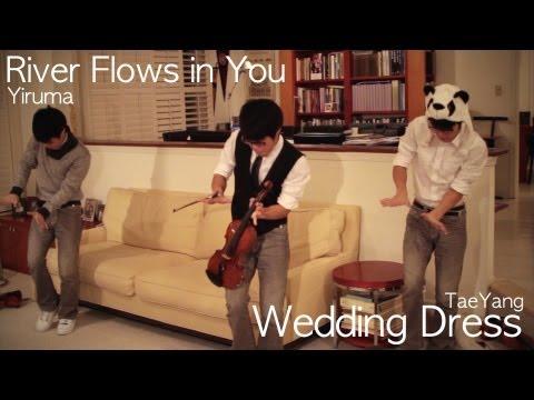 River Flows in You - Yiruma/ Wedding Dress - Taeyang (Jun Sung Ahn) Violin Cover