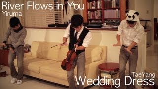 River Flows in You - Yiruma/ Wedding Dress - Taeyang (Jun Sung Ahn) Violin Cover