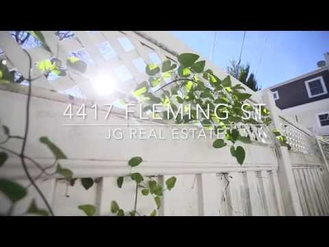4417 Fleming St- Single Family House for Rent: Manayunk