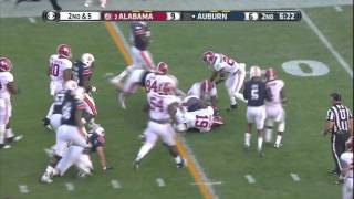 Iron Bowl, 2015 (in under 34 minutes)