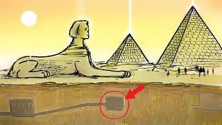 Secret Knowledge Hidden Underneath the Great Sphinx