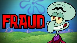 SPONGEBOB CONSPIRACY: The Squilliam Theory