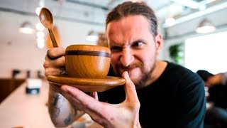 Solving the Japanese COFFEE CUP Puzzle!! With Peter McKinnon