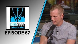 How to fool Baker, Lamar the passer, end of the Eli Era   Chris Simms Unbuttoned (Ep. 67 FULL)