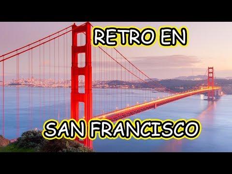 VIDEOJUEGOS RETRO EN SAN FRANCISCO | BUSQUEDA DE LO RETRO EN USA