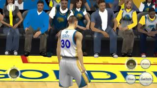 NBA 2K16 (Official) Android Gameplay