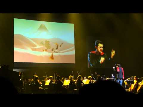 E3 2012 - Journey Orchestra Apotheosis vocals Live Austin Wintory ...
