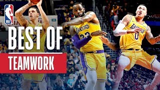 Best of NBA Teamwork Plays So Far   2018-19 Season