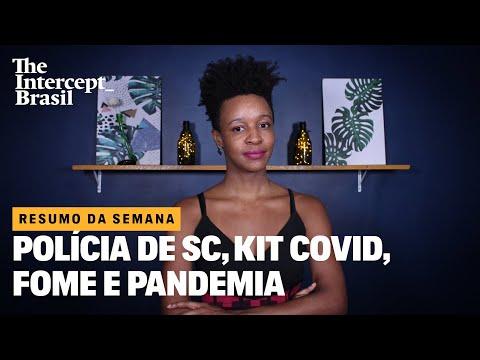 Resumo da Semana: policial estrangula mulher em Santa Catarina e mais