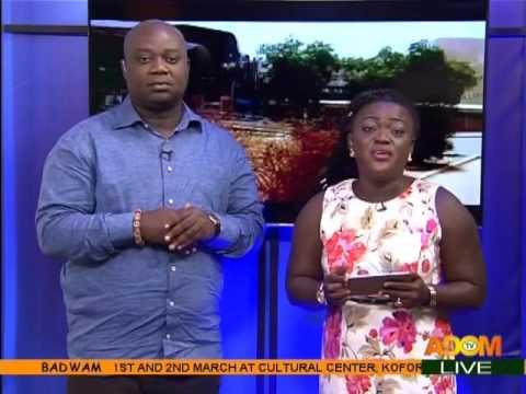 Badwam Intro on Adom TV (23-2-17)