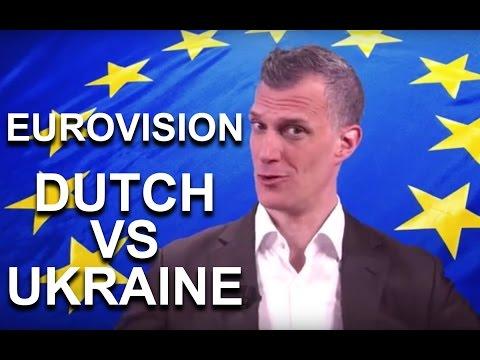 Eurovision: Dutch vs. Ukraine I GSUSE I S3Ep32