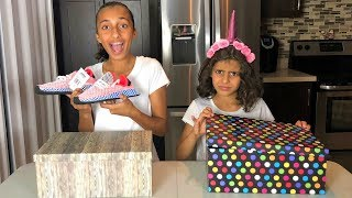 Kids BACK TO SCHOOL SWITCH UP CHALLENGE!!