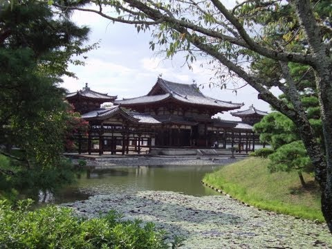 Repeat youtube video Byodoin Temple, Uji City, Kyoto Prefecture
