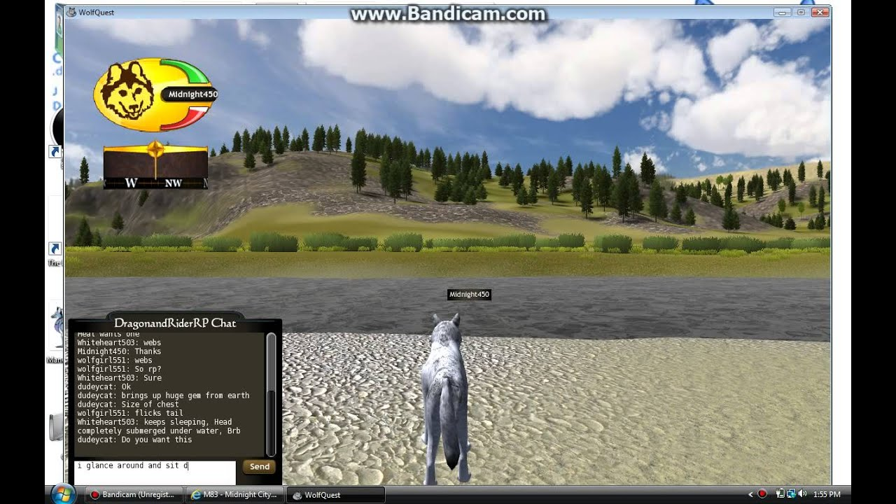 WolfQuest~ Multiplayer chat - YouTube - photo#41