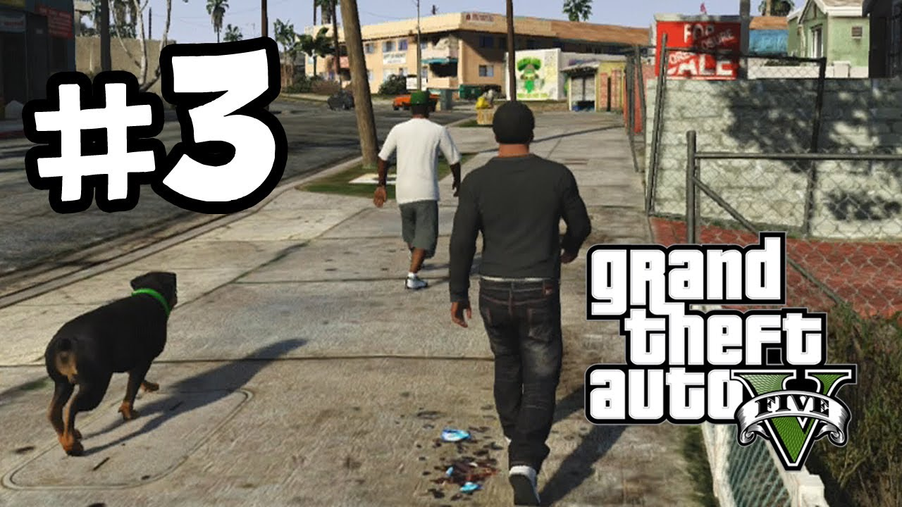 GTA 5 REAL LIFE MOD #15 - Taking Pit Bull For Walk ... |Gta 5 Dog Breeds