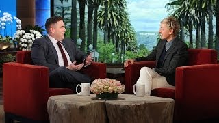 Jonah Hill Discusses 'The Wolf of Wall Street'