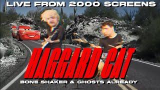 Haggard Cat - Bone Shaker & Ghost Already | Live From 2000 Screens Festival
