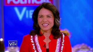 Rep. Tulsi Gabbard on why she's running for president | The View