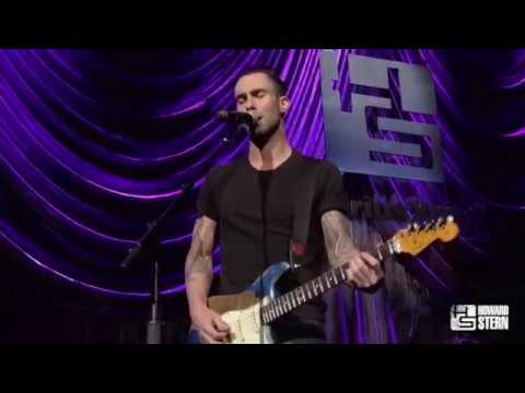 Adam Levine Performs