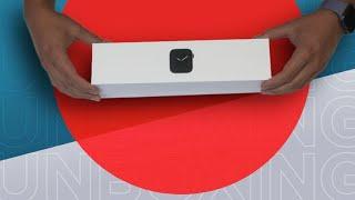 Unboxing: Apple Watch Series 5 sale de su caja