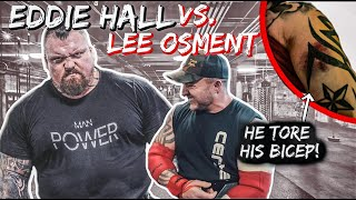 I BROKE EUROPES STRONGEST MAN Ft Lee Osment | u90kg