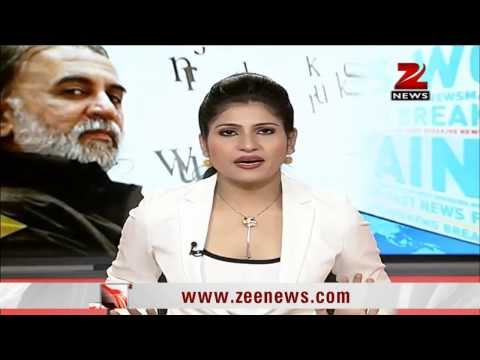 Tarun Tejpal sent to 6-day police custody