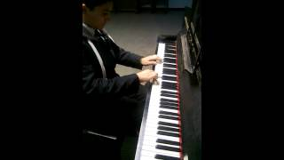 Class of 1984 Piano scene -By Emad At Wilfreton School On The 2nd Of December 2013