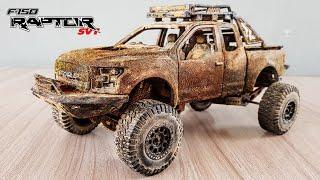 Restoration Ford F150 SVT Raptor Offroad Model Truck