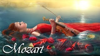 Mozart Classical Music for Studying, Concentration, Relaxation | Study Music | Violin Instrumental