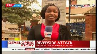 Riverside Attack: Live updates from MP Shah Hospital; more rescues undergoing