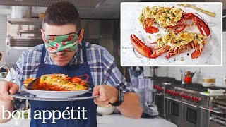 Recreating Snoop Dogg's Lobster Thermidor From Taste | Bon Appétit