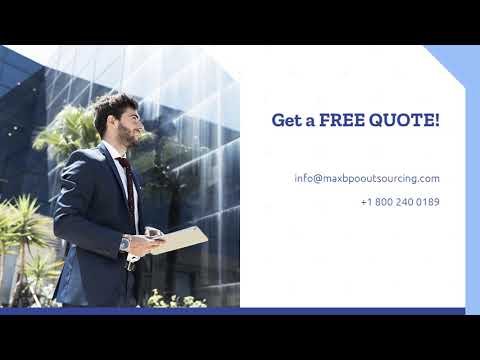 Accounting and Bookkeeping Outsourcing