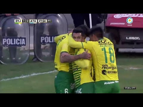Defensa Y Justicia vs Atletico Tucuman