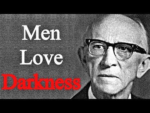 Getting Used to the Dark - Vance Havner Sermon