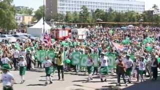 Irkutsk Carnival 2013 (Карнавал в Иркутске 2013)