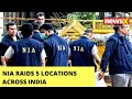 NIA Raids 5 Locations Across India | Raids In Connection With ISIS Related Cases | NewsX